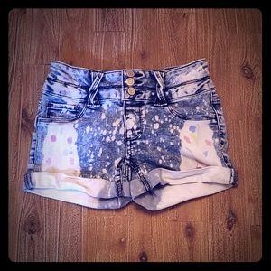 Girls SO shorts size 8